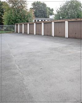 KS/Weserstr. - Garagen