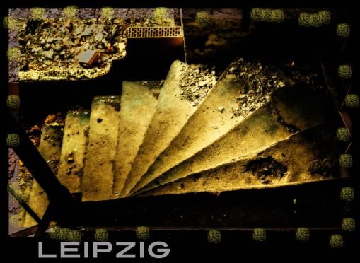 Treppe!