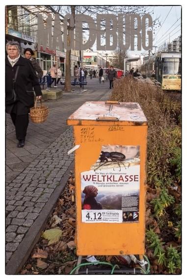 """Innenstadt Magdeburg - in Erinnerung an das """"Weltniveau"""""""