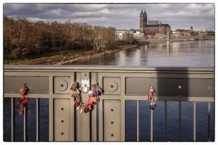 Blick von der Sternbrücke auf den Dom