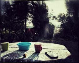 Käffchen in der Sonne