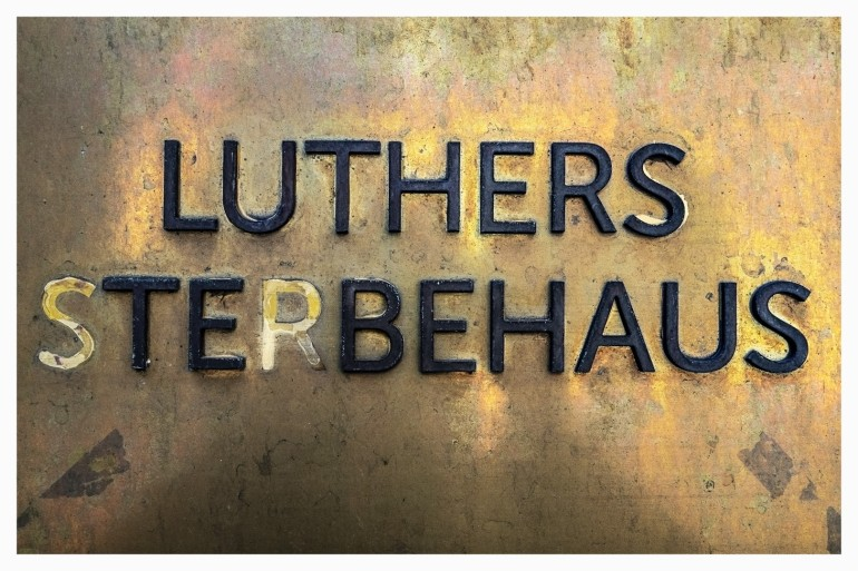 Luther Sterbehaus