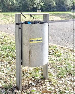 Kassel; Spielplatz Unterneustadt