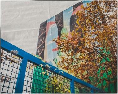 Ostkreuzschule Ausstellung