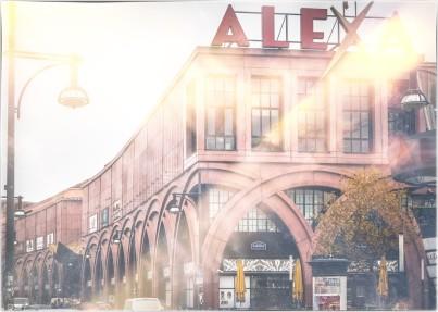 Umgebung Alexanderplatz