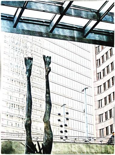 Sony Center - Potsdamer Platz