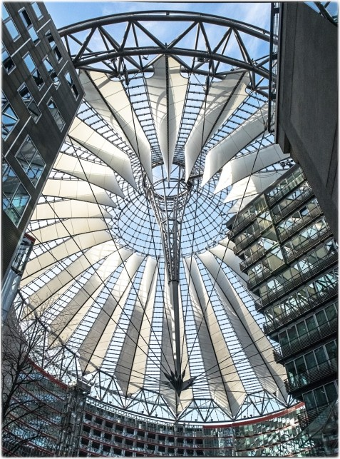 Sony Center / Potsdamer Platz