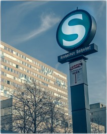 Anhalter Bahnhof / S-Bahnstation