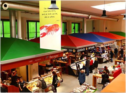 Markthalle Marheineke