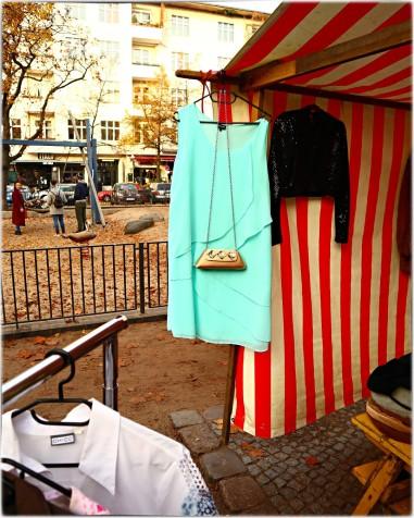 Heimstr. und drumherum / Flohmarkt