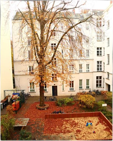 Heimstr. und drumherum / Hinterhof