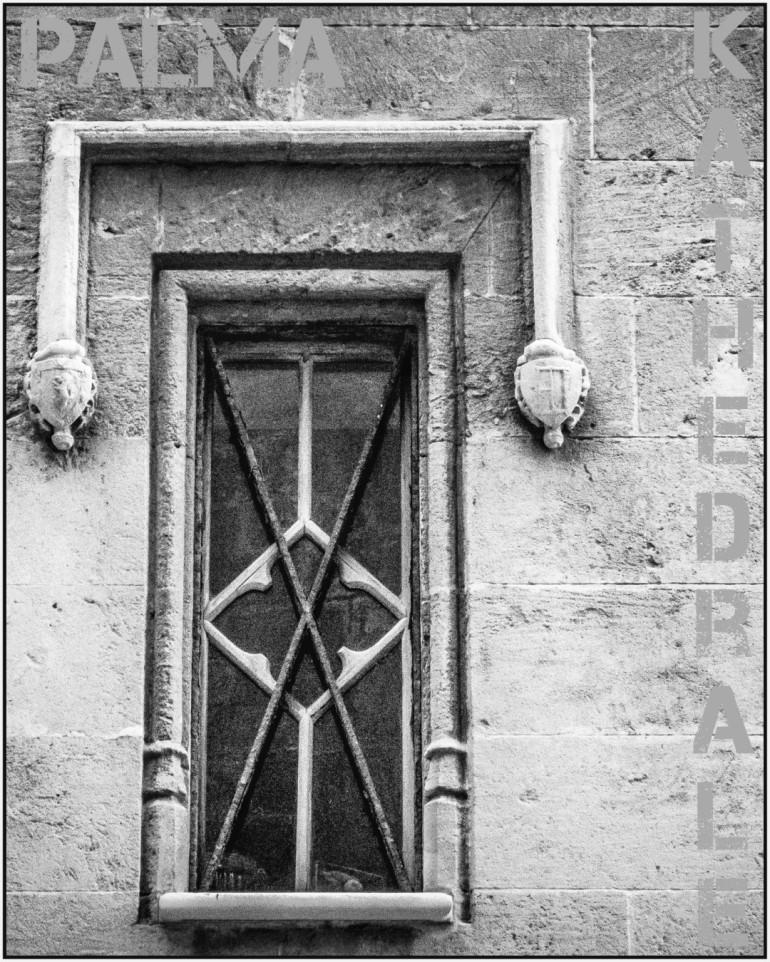 Kathedrale - ein Foto Fenster vom Nachbargebäude