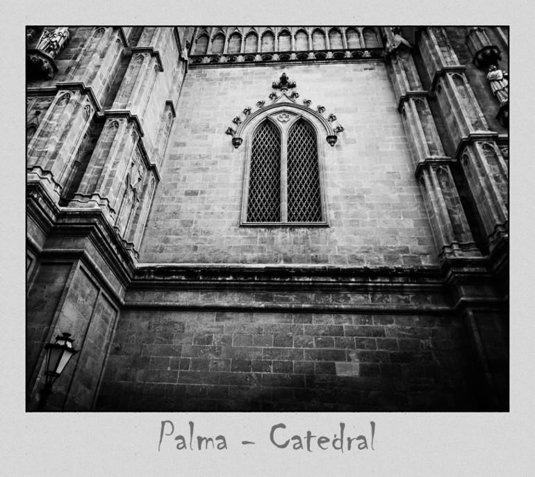 Kathedrale - mal ein anderer Rahmen
