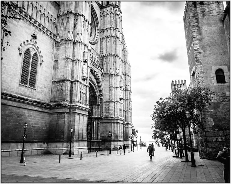Kathedrale von Palma / Hauptportal