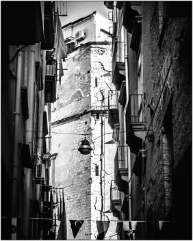 Impressionen Altstadt Neapel