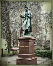 Denkmal für Friedrich Wöhler