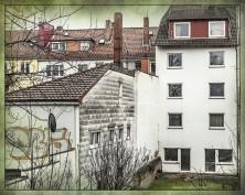 Blick vom Stadtwall