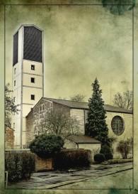 Kreuzkirche in der Königsberger Str.