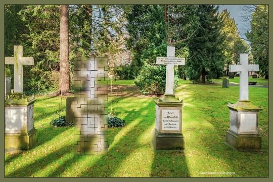Impressionen vom Stadtfriedhof