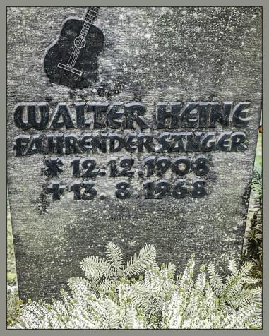 """Impressionen """"Walter Heine - Fahrender Sänger"""""""