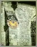 Sonnenuhr (Groner Tor Str.)