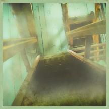 Bilder vom Auf- + Abstieg auf den Jacobikirchturm