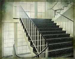 Treppenhaus ehem. Gothaer Versicherung - Geismarer Landstr. 3