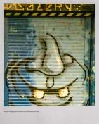 Grafittis Fußgängerrunterführung Holländischer Platz
