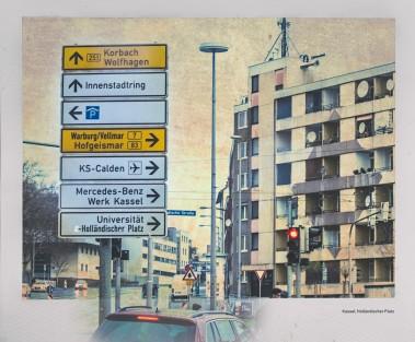 Rund um den Holländischen Platz