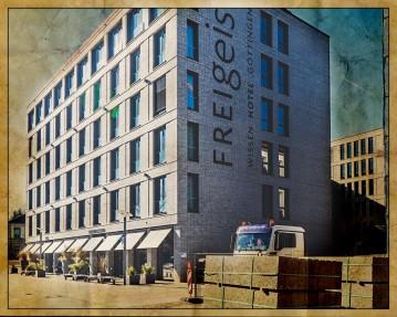 Neues Investment mit Hotel