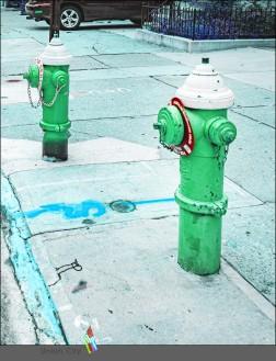 Bildliche Eindrücke aus Union City