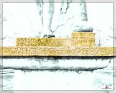 Standbild des Äskulap