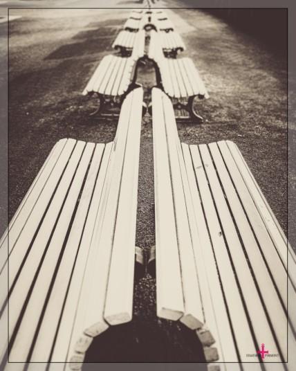 Palmen- und Kurgarten / Sitzgelegenheiten