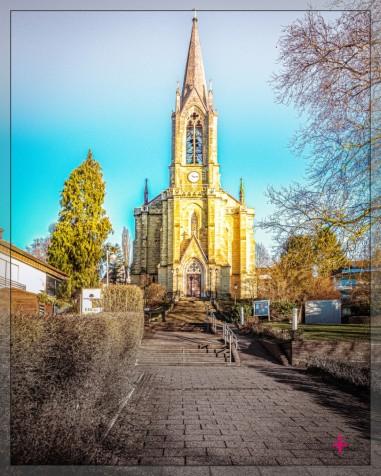 Stadtkirche Bad Pyrmont Christuskirche