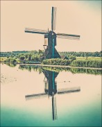 Windmühlenpark Kinderdijk